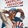 Defend American Freedom by Define Studio
