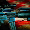 Defender Of Freedom - 2nd Ammendment by Tommy Anderson