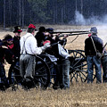 Defending The Artillery by David Lee Thompson