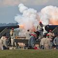 Defending The Fort by Dan Williams