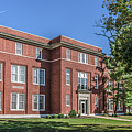Defiance College Tenzer Hall by Michael Arend