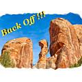 Defiant Rock 2 by John M Bailey