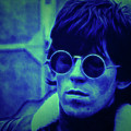 Deja Blue Rolling Stones Bill Wyman by Don Columbus
