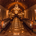 Del Dotto Wine Cellar by Scott Campbell