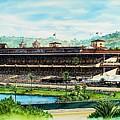 Del Mar Race Track by John YATO