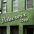Delacroix Corp., New Orleans, Louisiana by Chris Coffee