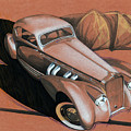 Delage by Andre Elista