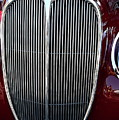 Delahaye Grille . 40d9459 by Wingsdomain Art and Photography