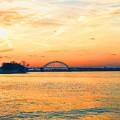 Delaware River by Paul Kercher