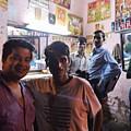 Delhi Barbershop by Kim Bemis