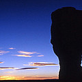 Delicate Arch At Dusk Panoramic by Sven Brogren