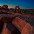 Delicate Dawn by Rick Berk
