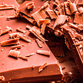 Delicious Bars And Chocolate Chips  by Jorgo Photography - Wall Art Gallery
