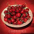 Delicious Cherries by Carol Groenen