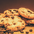 Delicious Sweet Baked Biscuits  by Jorgo Photography - Wall Art Gallery