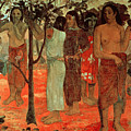 Delightful Days by Paul Gauguin