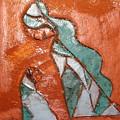Dellas Gal - Tile by Gloria Ssali