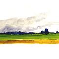 Delmarva Spring Storm by Paul Gaj