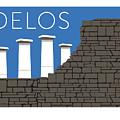Delos - Blue by Sam Brennan