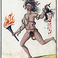 Demonology, 18th Century by Wellcome Images