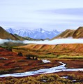 Denali Autumn by Mary Rogers