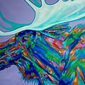 Denali Moose Head by Derrick Higgins
