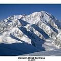 Denali West Buttress by Alasdair Turner