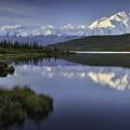 Denali Wonder Lake by Shane Lamb
