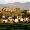 Denbigh Castle by Harry Robertson