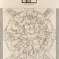 Dendera Zodiac From The Temple Of Hathor by Humanities And Social Sciences Libraryasian And Middle Eastern Division