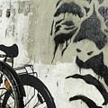 Denmark, Copenhagen Graffiti On Wall by Keenpress