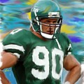 Dennis Byrd by Jack Bunds