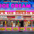 Dennys Ice Cream Shop by Chris Lord