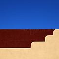 Denny's Roof Tucson Az by Mary Bedy