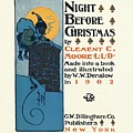 Denslows Night Before Christmas By Clement Moore Lld 1902 by R Muirhead Art