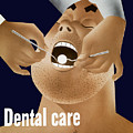 Dental Care Keeps Him On The Job by War Is Hell Store