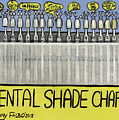 Dental Shade Chart by Anthony Falbo