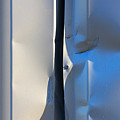 Dented Steel Sheet by Jan Brons
