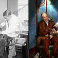 Dentist - Monkey Business 1924 - Side By Side by Mike Savad