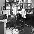 Dentist Office At Sanatarium by Underwood Archives