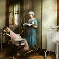 Dentist - Patients Is A Virtue 1920 by Mike Savad