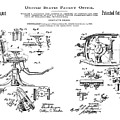 Dentists Chair Patent 1892 by Bill Cannon