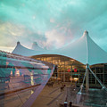 Denver International Airport by Tim Kathka