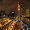 Denver 16th St Mall by James McGinley