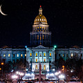 Denver Capital Nights by Darren White
