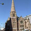 Denver Downtown Church by Frank Romeo