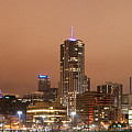 Denver From Auraria Campus by Angus Hooper Iii