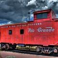 Denver Rio Grande Western by Tony Baca