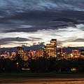 Denver Skyline by Philip Rodgers