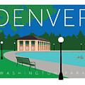 Denver Washington Park by Sam Brennan